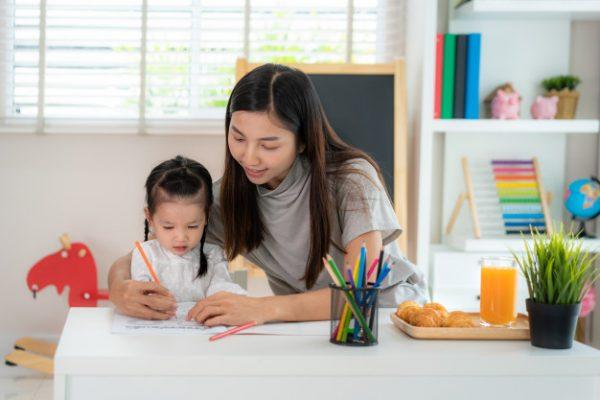 homeschooling cara cerdas orang tua